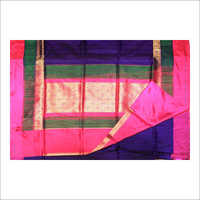 Ladies Designer Purple Saree