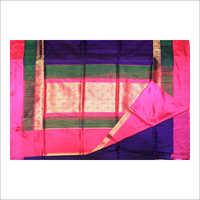 Ladies Designer Purple Saree