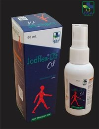 JODFLEX-DS: JOINTS PAIN RELIEF OIL SPRAY(60ml)