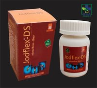 Jodflex DS Ayurvedic Joints Pain Relief Double Strength Tablets
