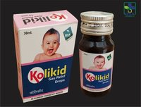 Kolikid: Ayurvedic Gas Relief Drops for Children