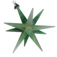 Natural Jade Galaxy Merkaba Star with Healing Properties For Vastu & Reiki