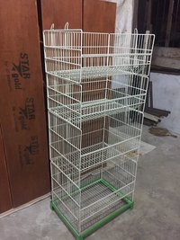 Display Wire Racks