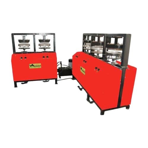 3+2 Type Areca Plate Making Machines