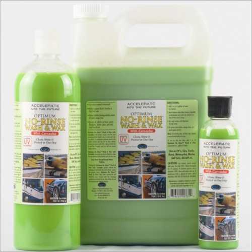 Car Cleaning Chemical