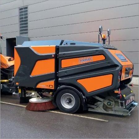 Manmachine Airport Sweepers & Runway Machines