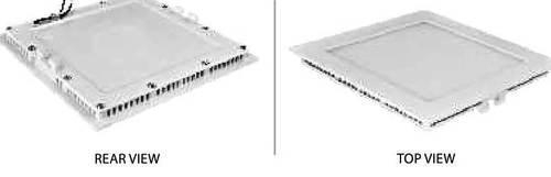 Slim Panel Nova Square 15 Watt