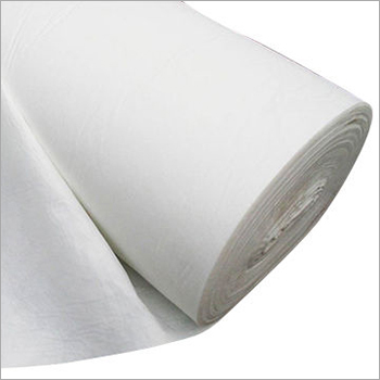 white Geotextile Sheet Roll