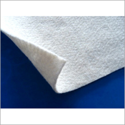 white Geotextile Sheet