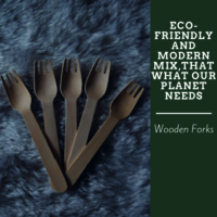 Wooden Forks