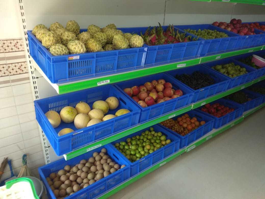 Vegetable Racks