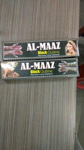 Black Heena Cone