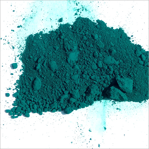 Pigment Green Powder