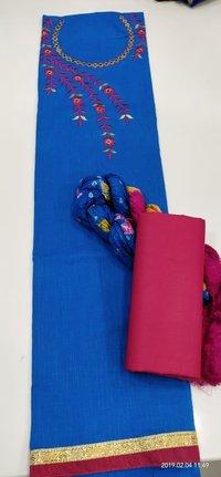 Ladies Dress Material With Dupta