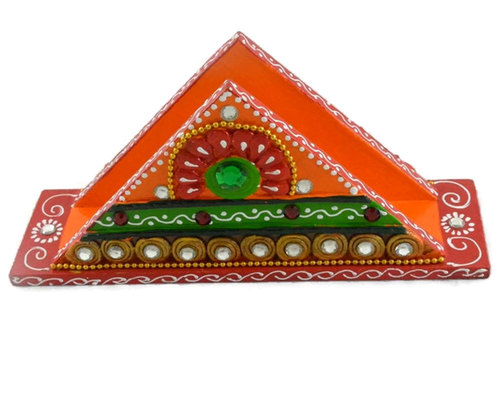 Home Decorative Indian Handmade Wooden Handcrafted Tissue Paper Box