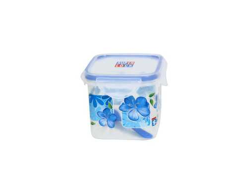 0.65 Ltr. plastic Super Lock printed container