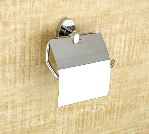 Brass Tissue Paer Holder with LID