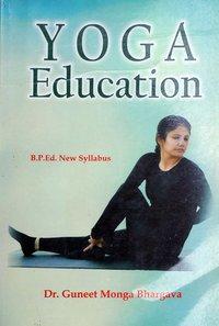 Yoga Education (B.P.Ed. New Syllabus) - 2019