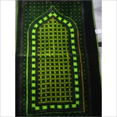 Green Prayer Mat