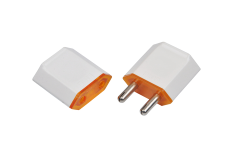 2 Pin Electrical Male Female Plug