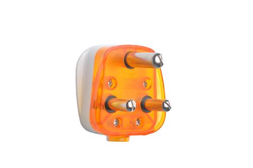 16 Amp 3 Pin Top Plug