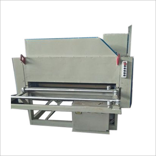 Plywood Semi Brush Steel Wool Double Sided Machine