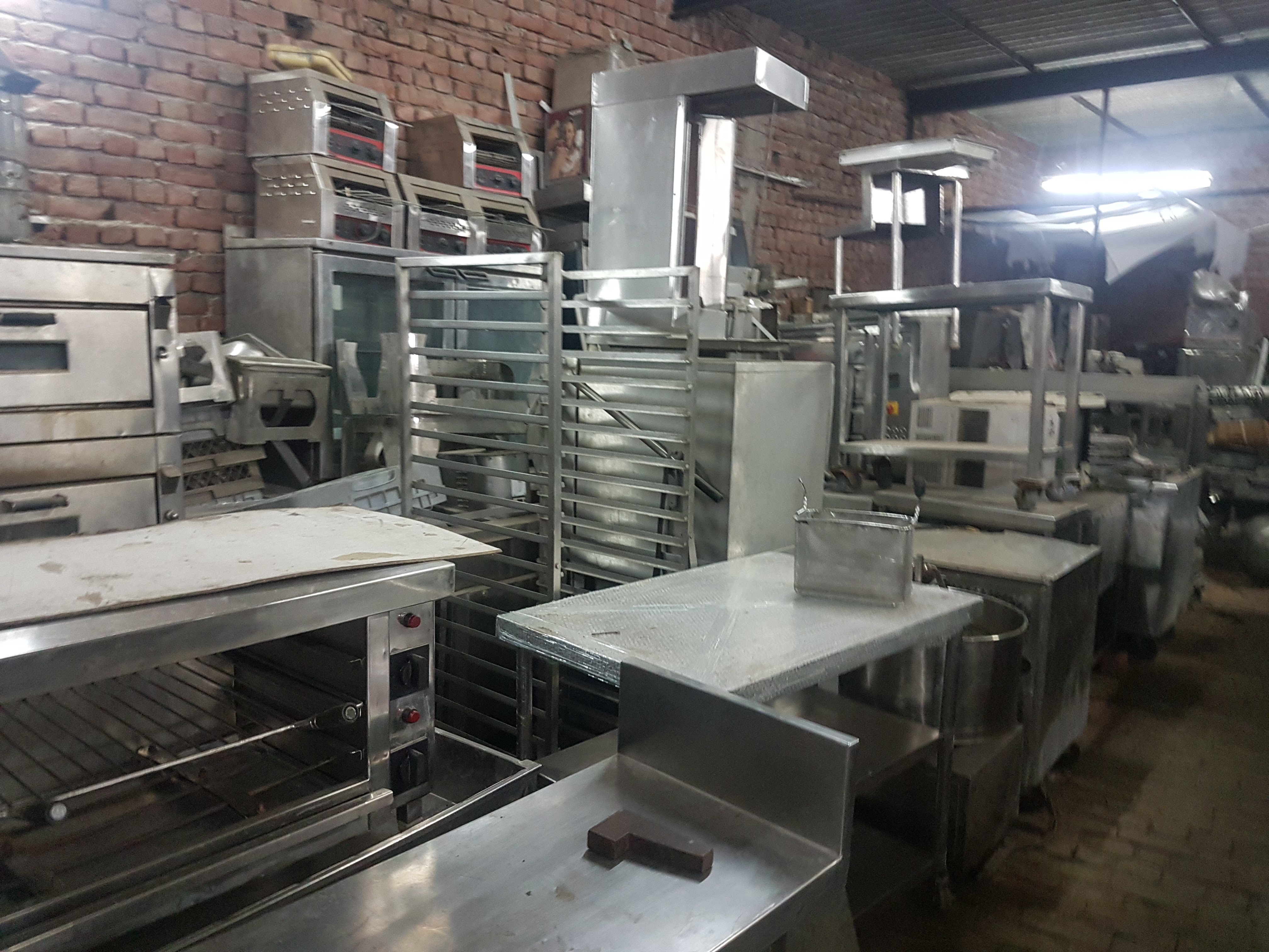 Vegetable Processing Equipment