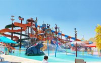27 Platform Water Play Structure