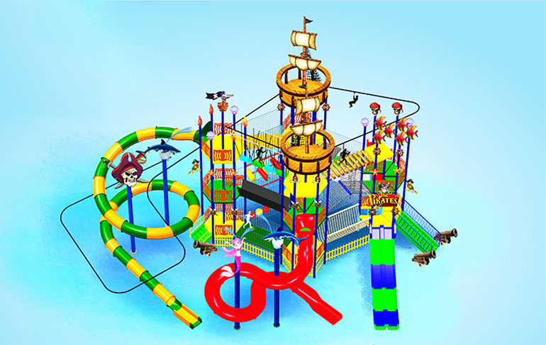 Adventures Water Play System