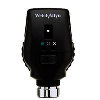 Rechargeable ophthalmoscope with Led lamp