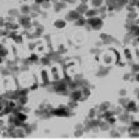 Chromium carbide nanoparticles