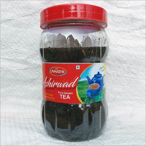 250gm Black Tea Jar