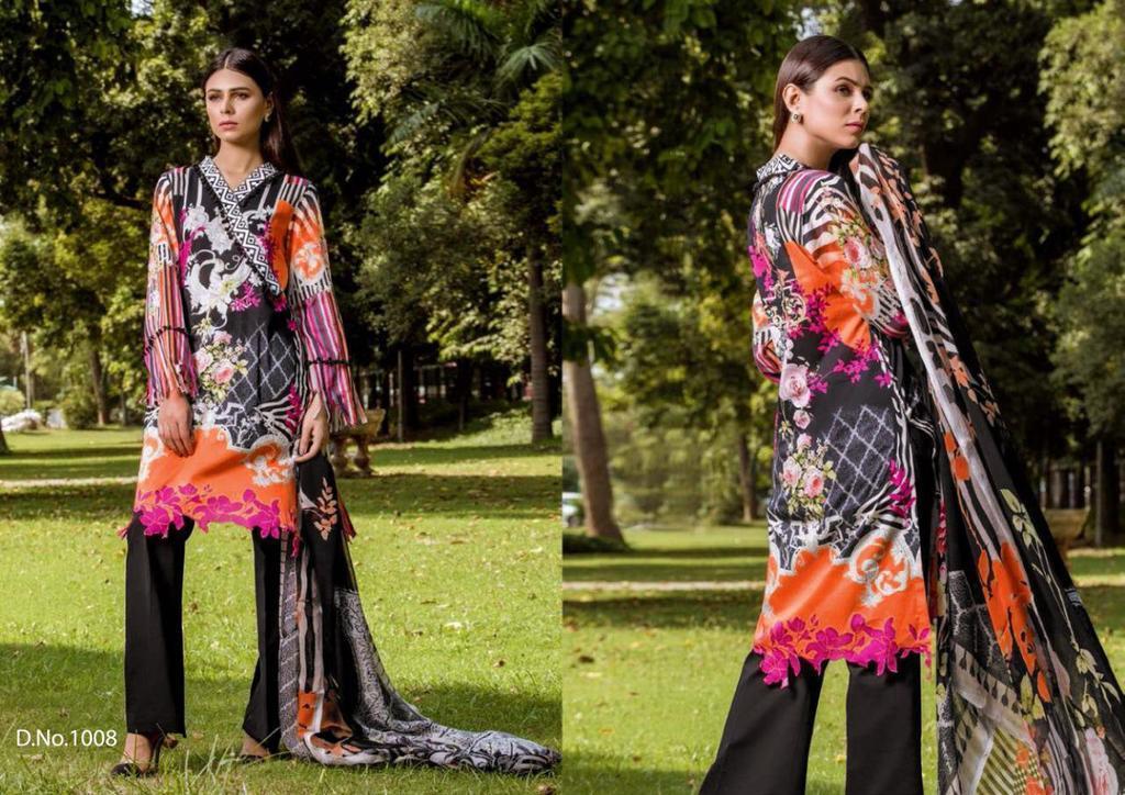 Stylish Digital Printed Suits