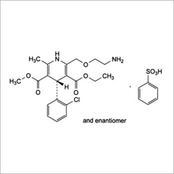 S-Amlodipine Besylate (Levamlodipine Besylate)