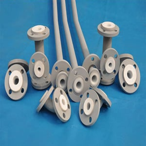 PTFE Lined Pipes and Fittings