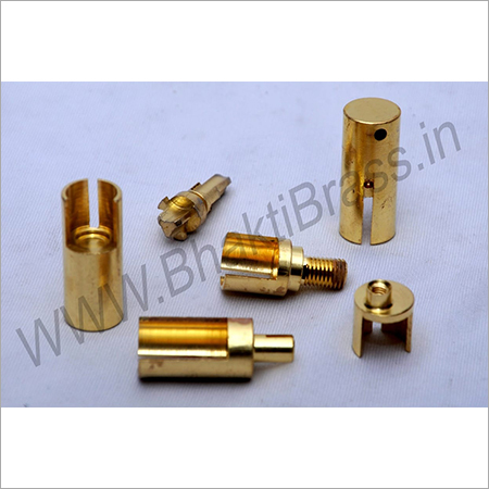 Brass Lock Parts