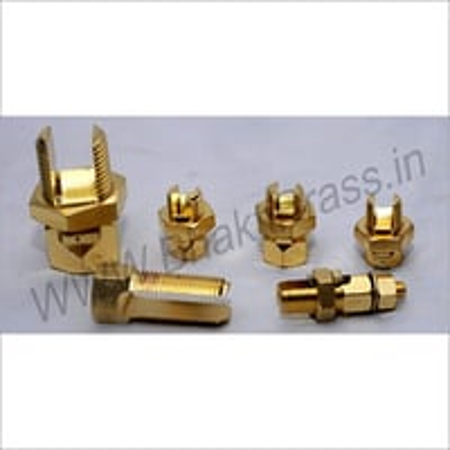 Brass Split Bolt