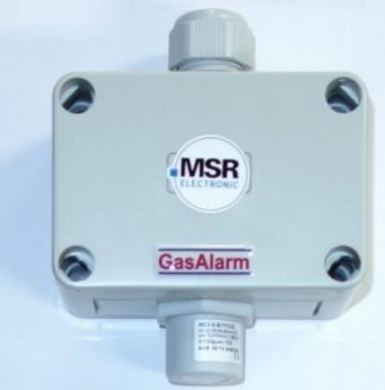 Ammonia Sensor Transmitter