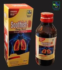 Ayurvedic Honey Based Cough Syrup