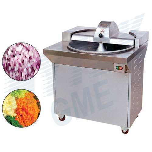 Vegetable Disc Grinding And Chopping Machine