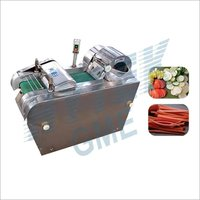Vegetable Slicing And Cutting Machine