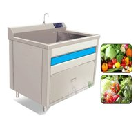 Leafy Vegetable And Fruits Washing Machine