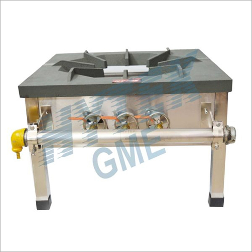 Iron Top Plate Single Gas Burner