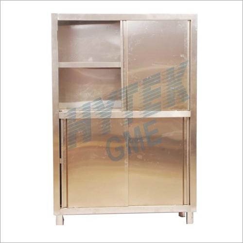 Kitchen Steel Sliding Cabinet