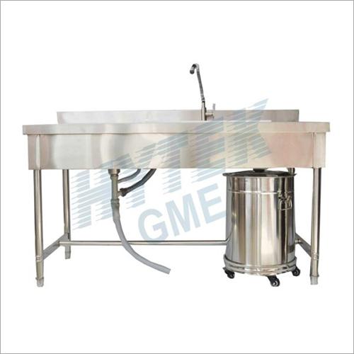 Steel Single Bowl Sink