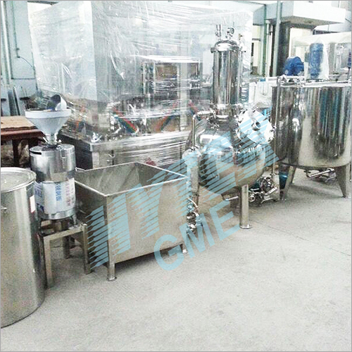 Soya Bean Processing Machines