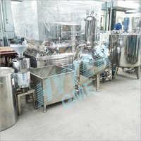 Soya Bean Processing Machines