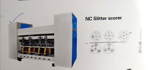 NC Slitter Scorer