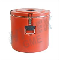 Insulated Round Container