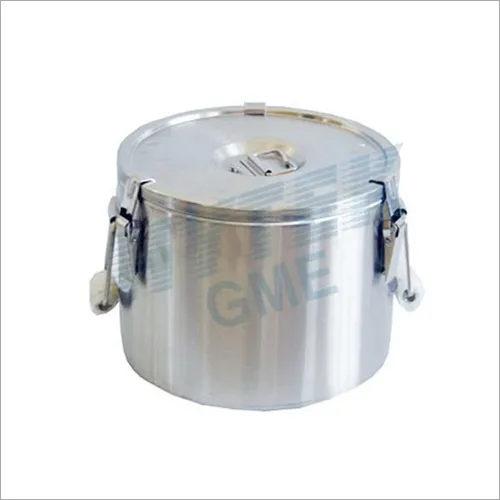 Insulated Stainless Steel Container